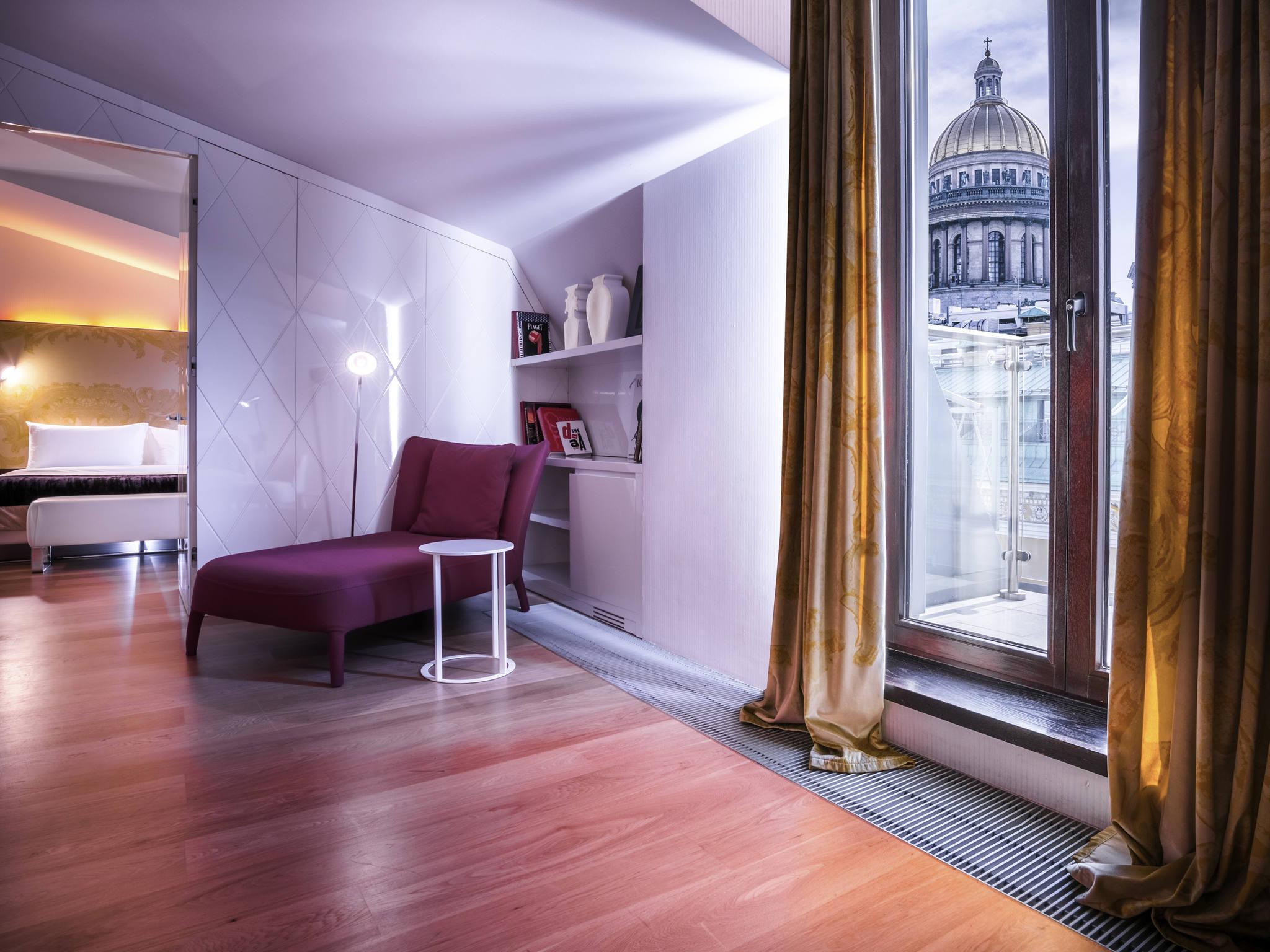 Hotell – SO/ Sofitel Saint Petersburg