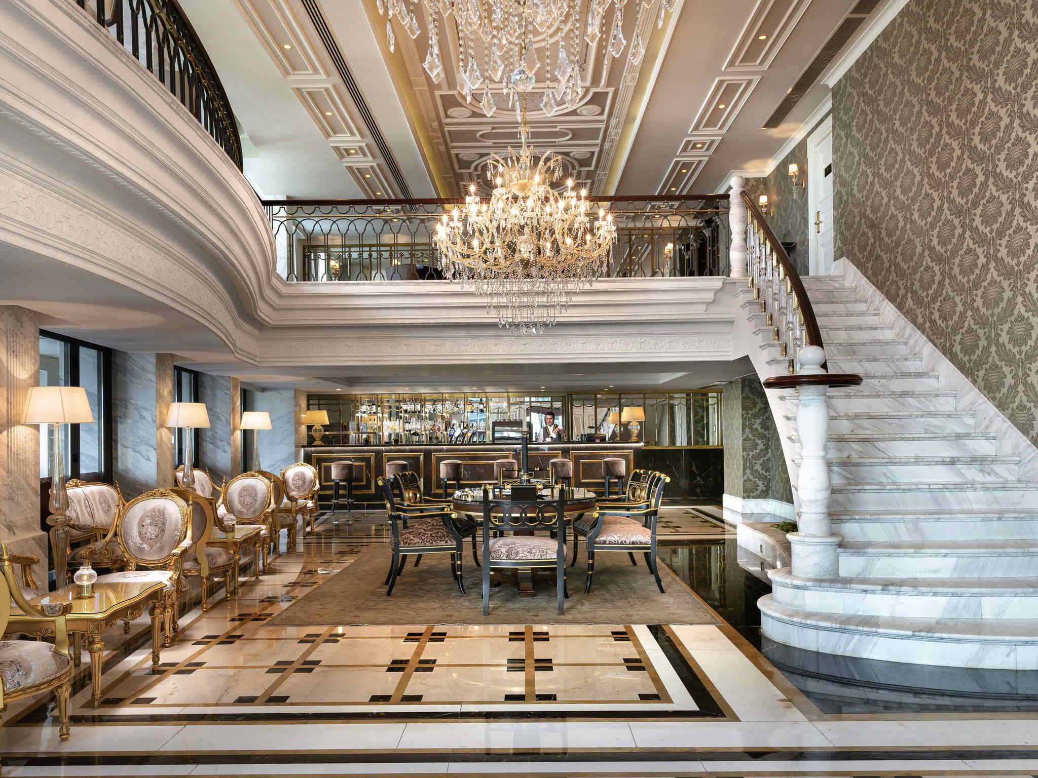 Отель — Rixos Пера Стамбул