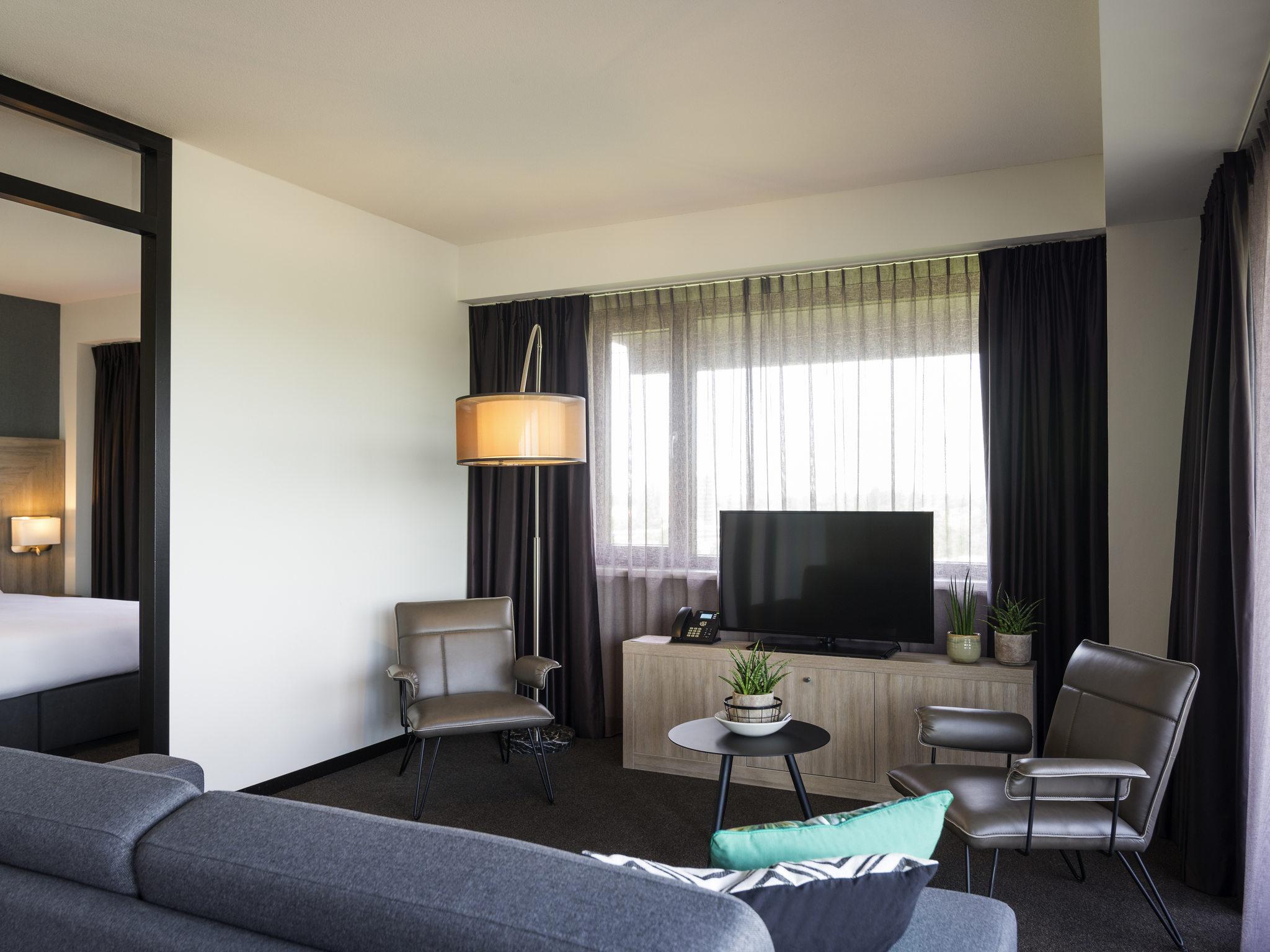 H tel amstelveen aparthotel adagio amsterdam city south for Adagio amsterdam