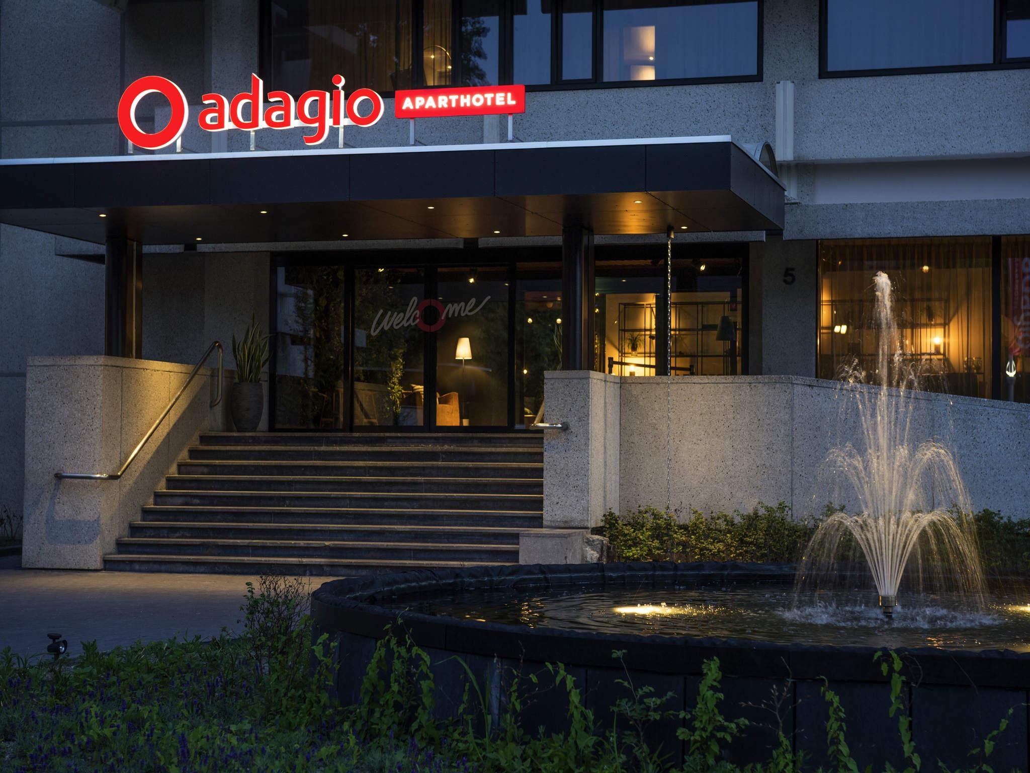 Hotel a amstelveen aparthotel adagio amsterdam city south for Vendita appartamenti amsterdam