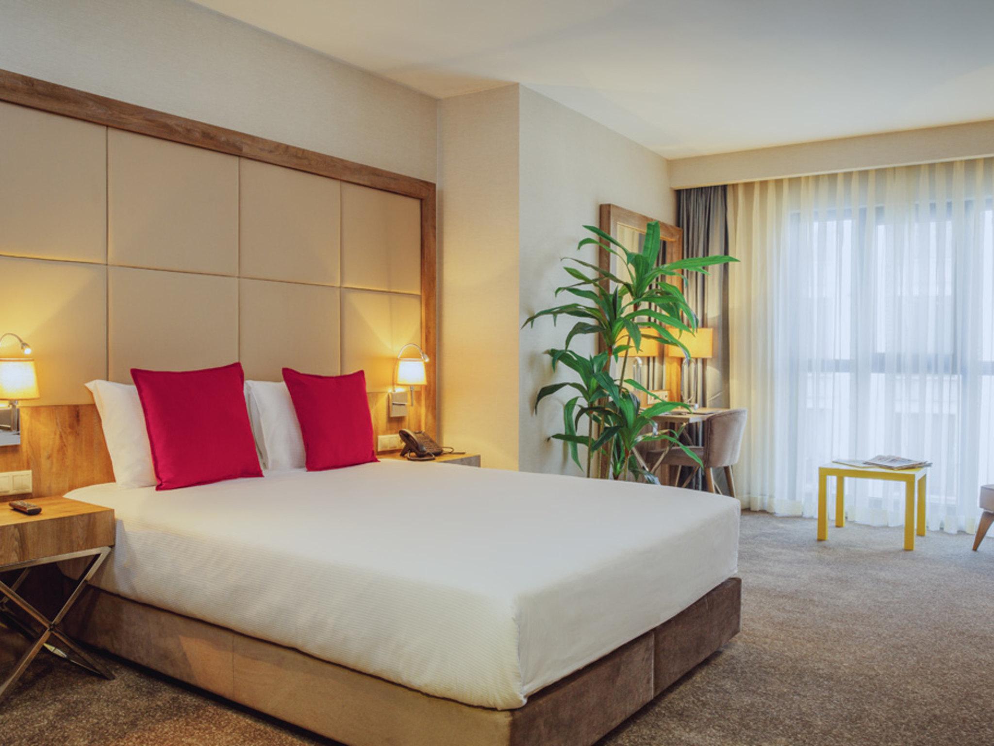 โรงแรม – ibis Styles Istanbul Bomonti