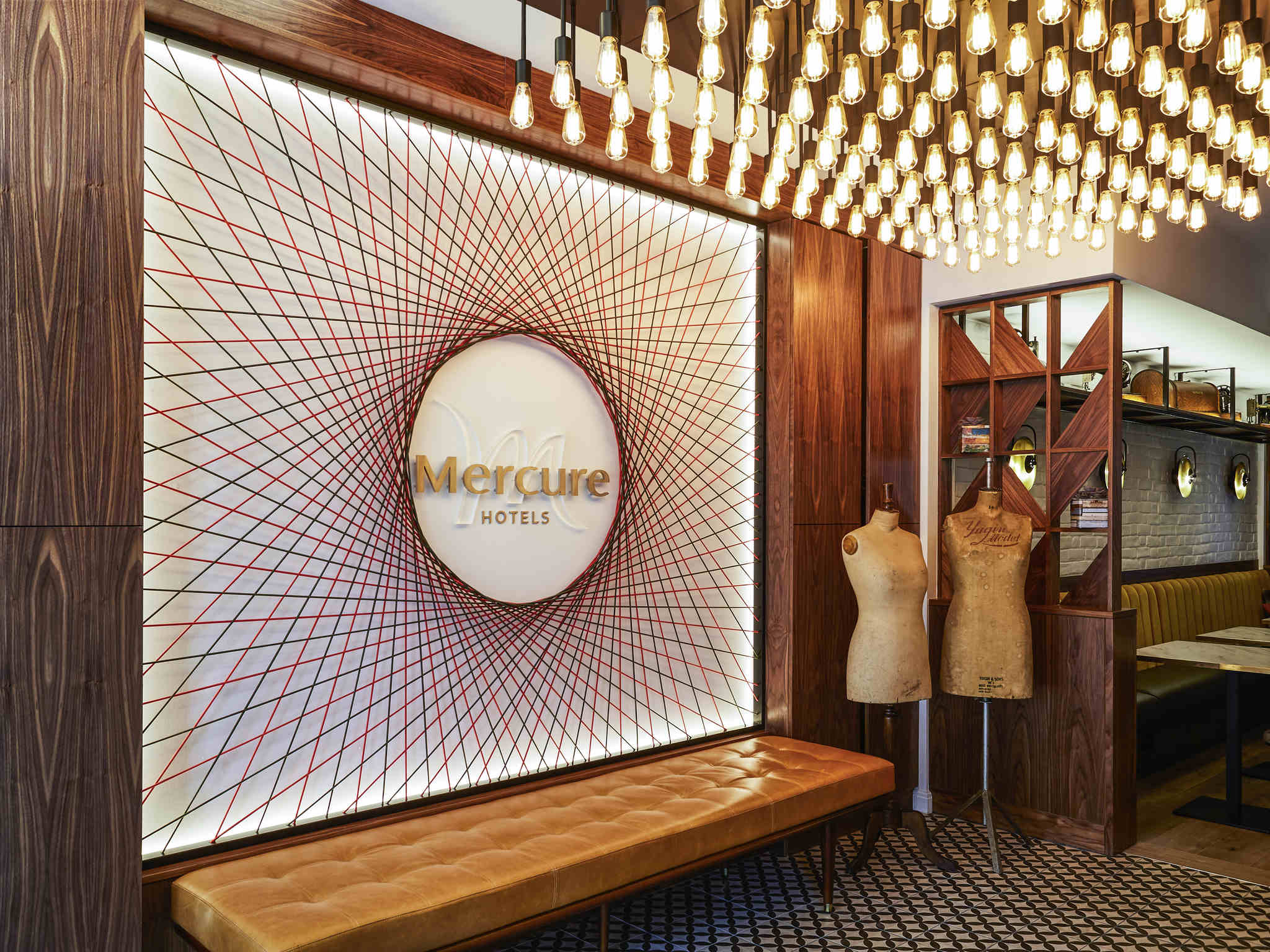 โรงแรม – Mercure Leeds Centre Hotel