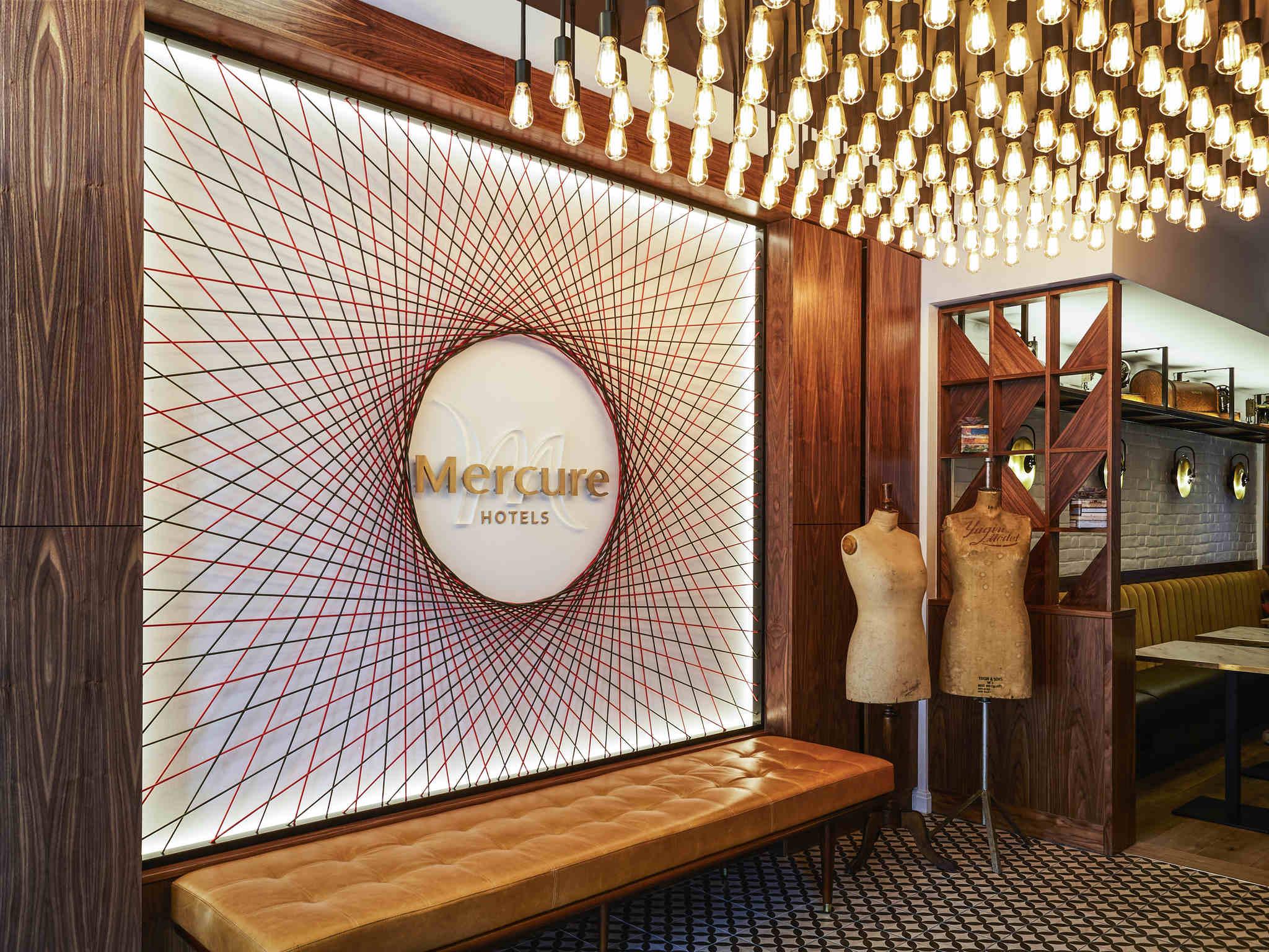 Hotell – Mercure Leeds Centre Hotel