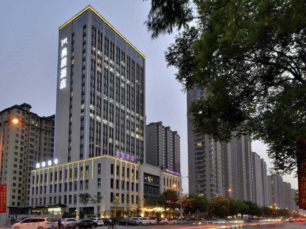 Mercure Taiyuan Jinyang