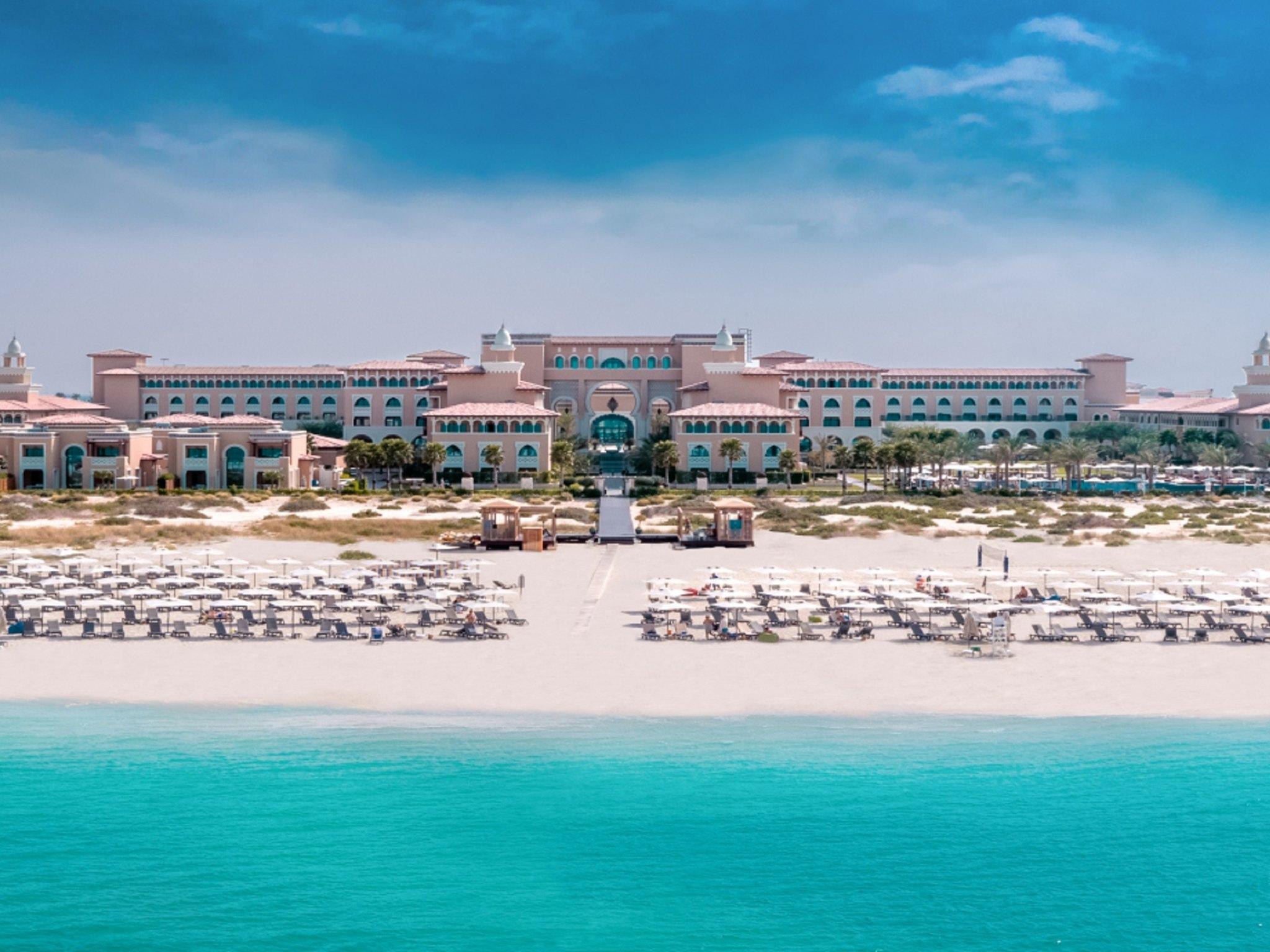 호텔 – Rixos Saadiyat Island Abu Dhabi