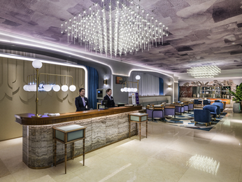 Mercure Shanghai Global Harbour (Opening December 2018)