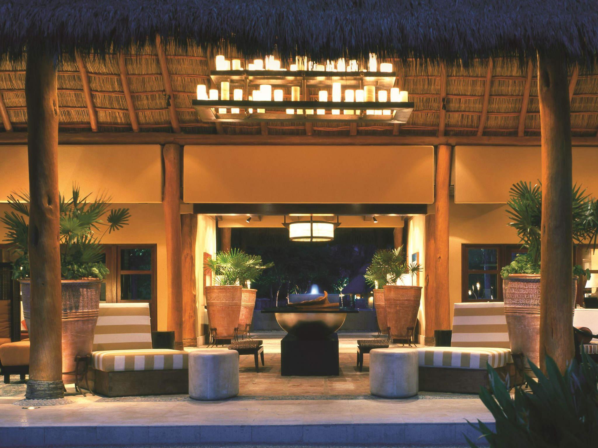 Отель — Fairmont Heritage Place Акапулько