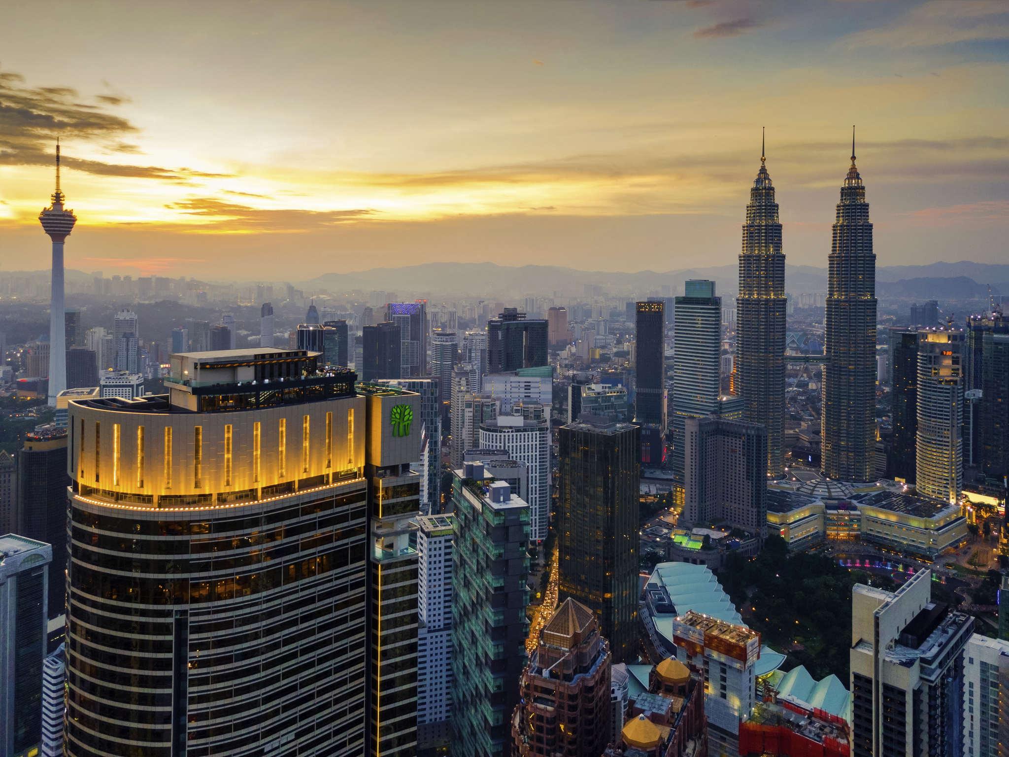 โรงแรม – Banyan Tree Kuala Lumpur
