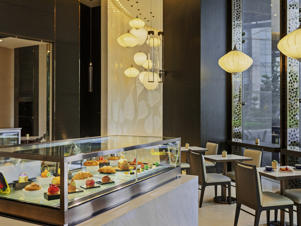restaurant BAKE BY BANYAN TREE