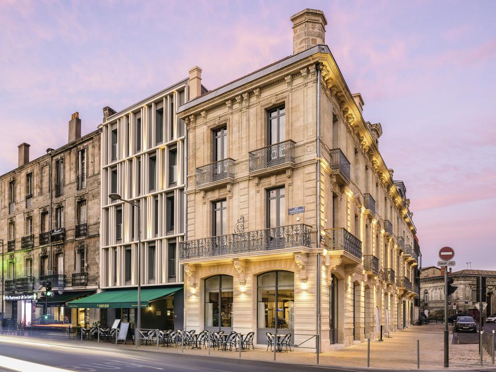 Mercure Bordeaux Gare Atlantic (Opening Sept. 2021)