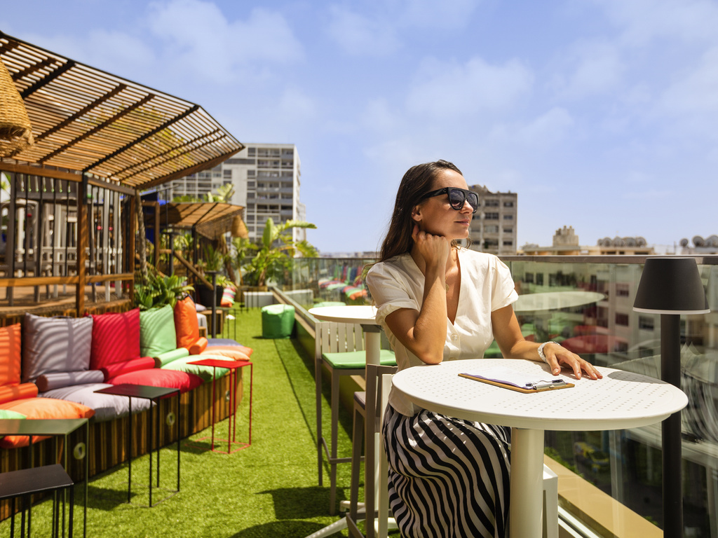 Aparthotel Adagio Casablanca City Center
