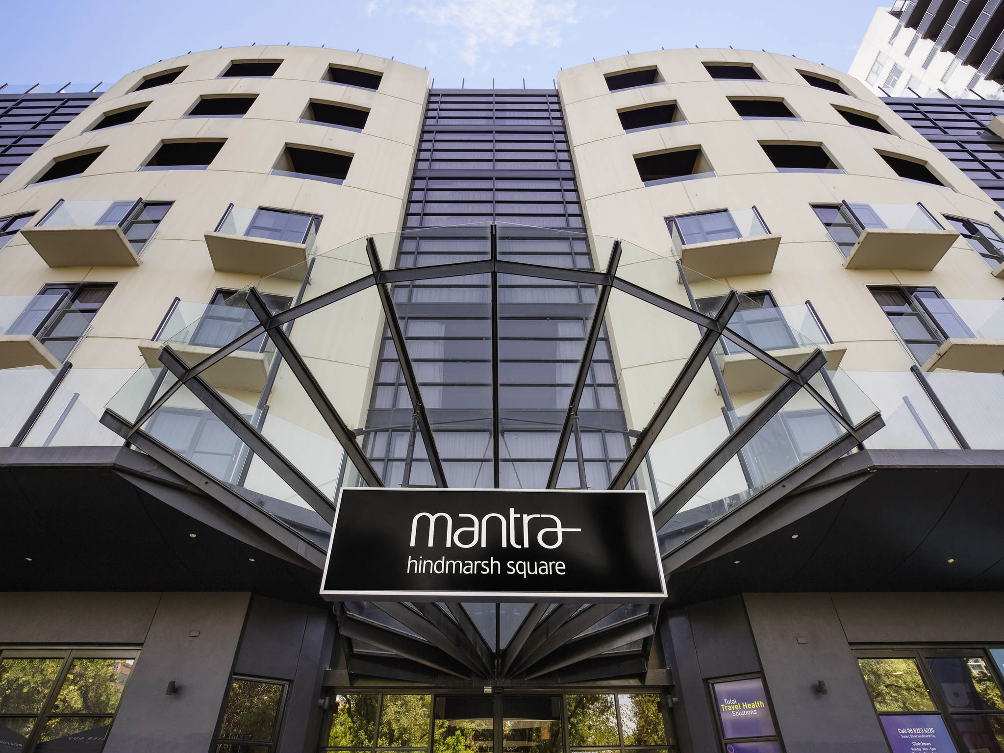 Hotel – Mantra Hindmarsh Square
