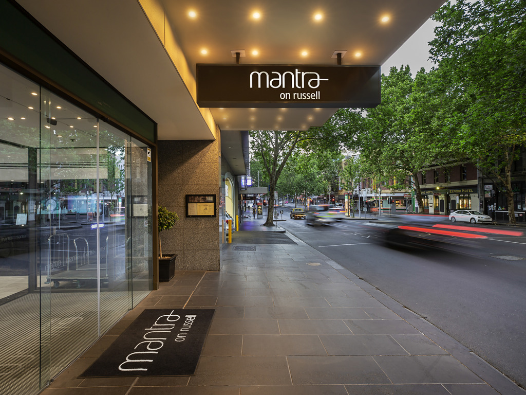 Mantra on Russell - Melbourne