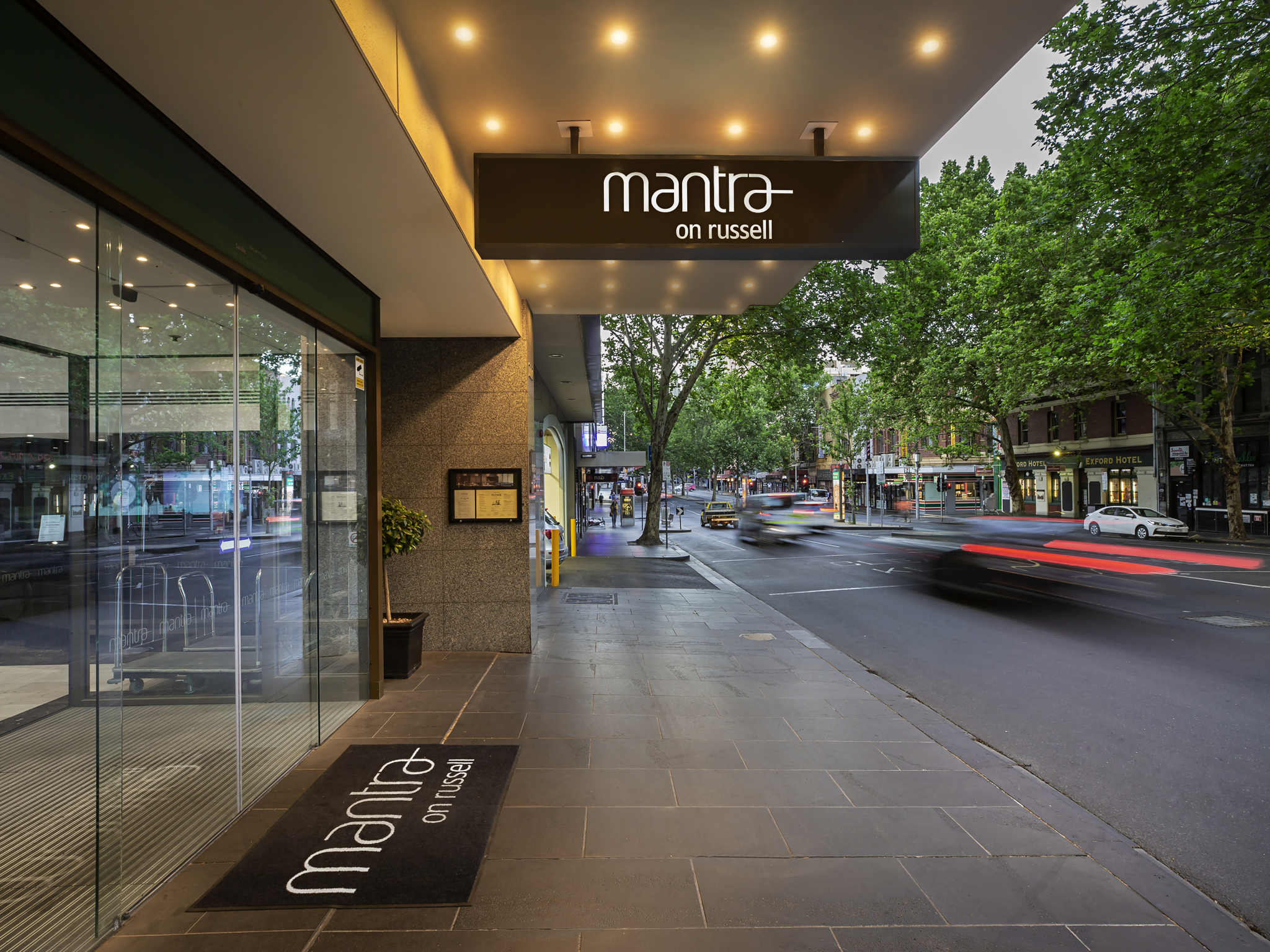 Hotel - Mantra on Russell Melbourne