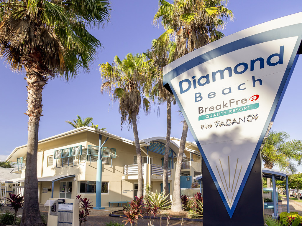 BreakFree Diamond Beach Broadbeach