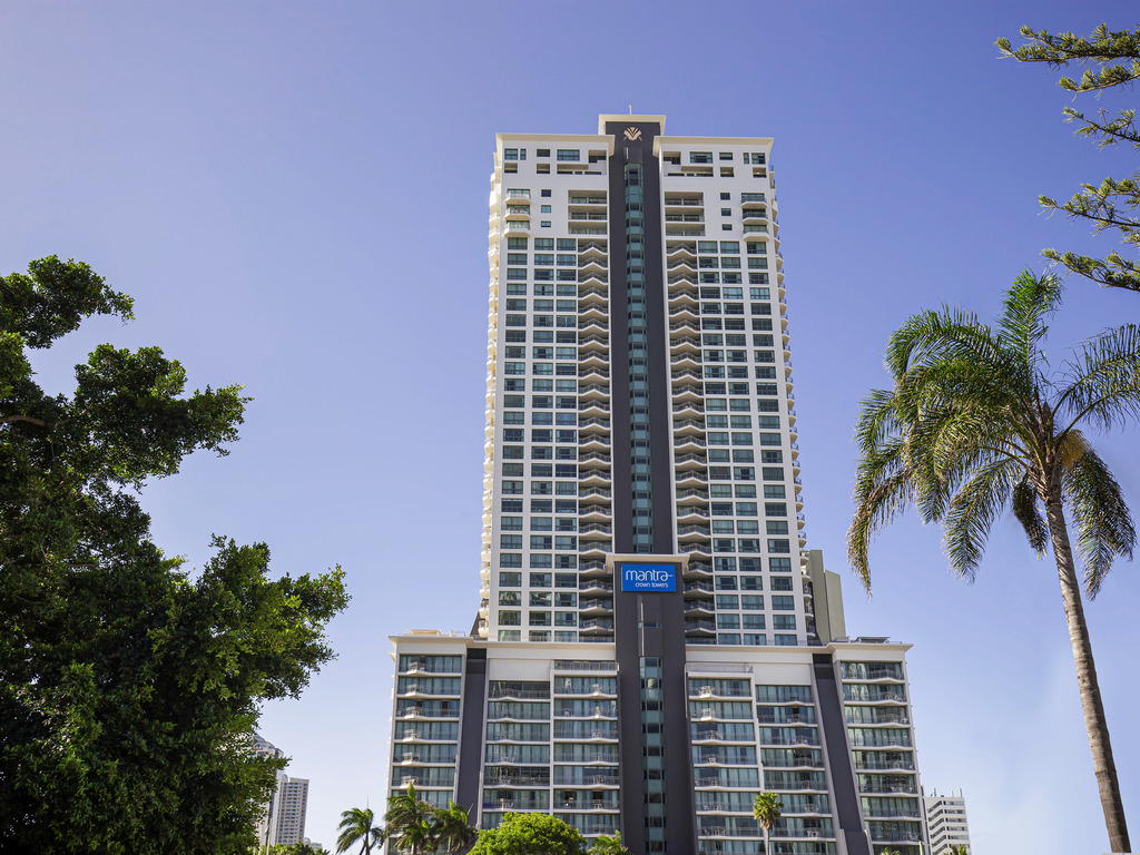 Mantra Crown Towers Surfers Paradise
