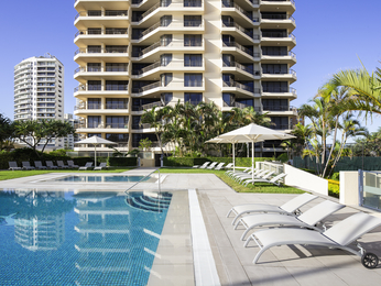 Paradise Centre Apartments Surfers Paradise