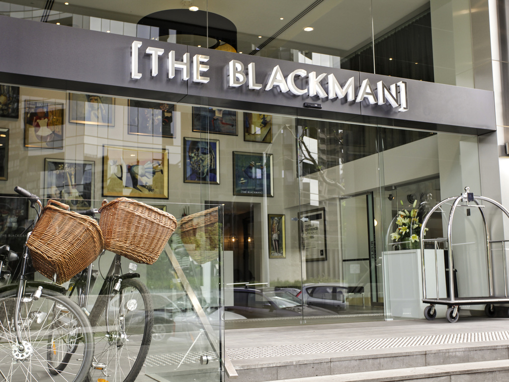 The Blackman Melbourne - Art Series