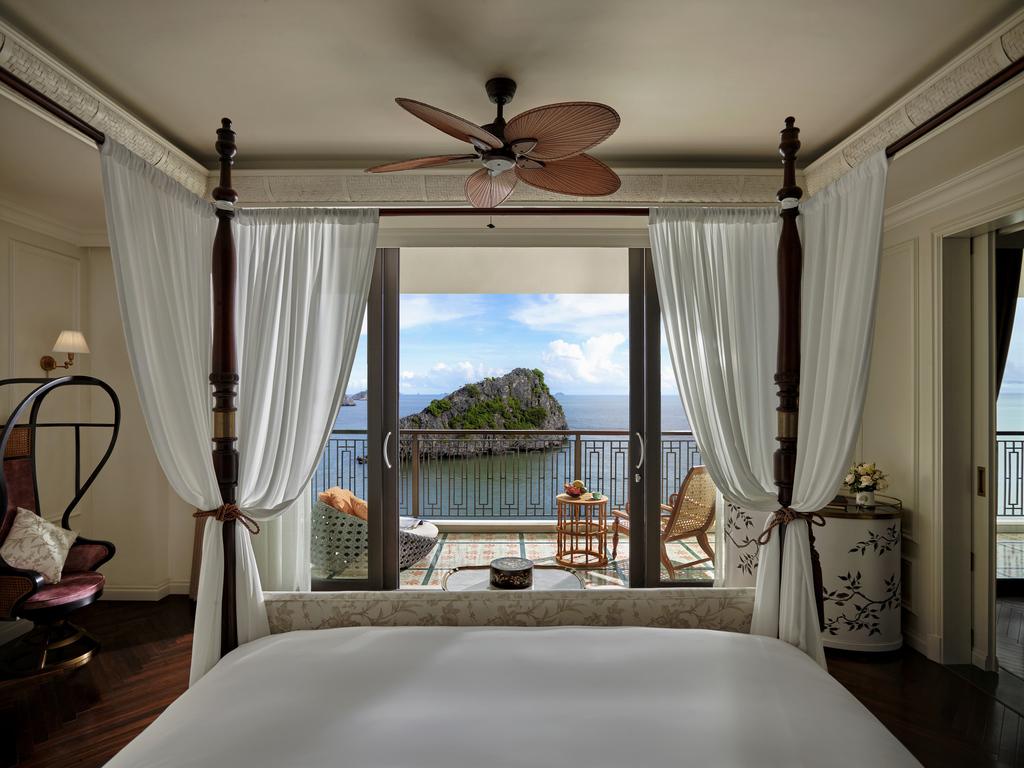 Luxury hotel HAI PHONG – Hôtel Perle d'Orient Cat Ba - MGallery