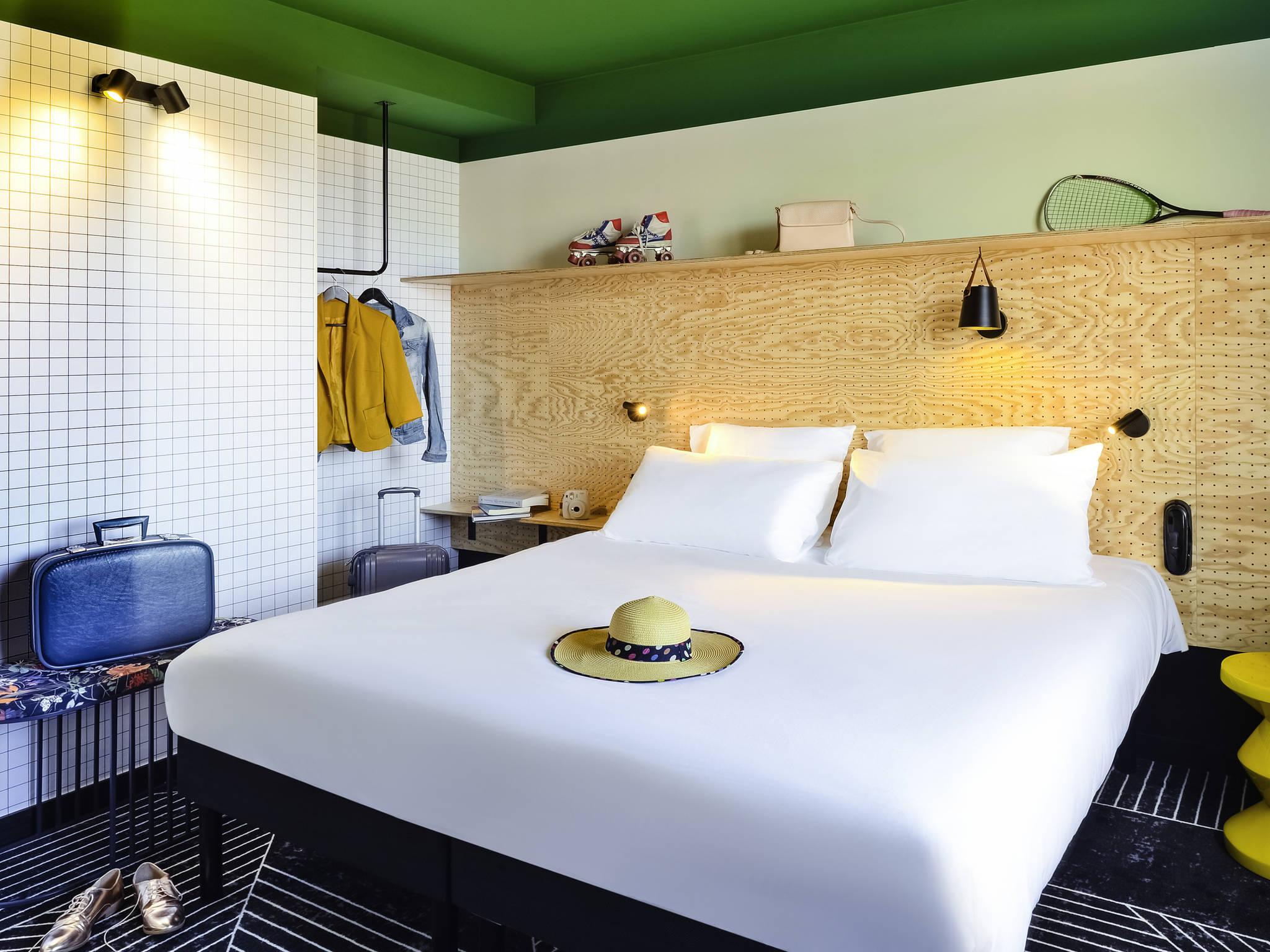 โรงแรม – ibis Styles Lyon Meyzieu Stadium Olympique