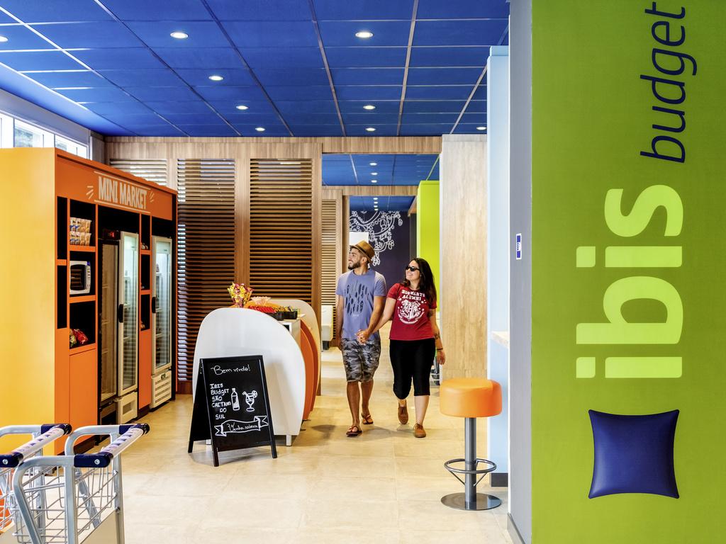 Hotel In Sao Caetano Do Sul Ibis Budget Sao Caetano All