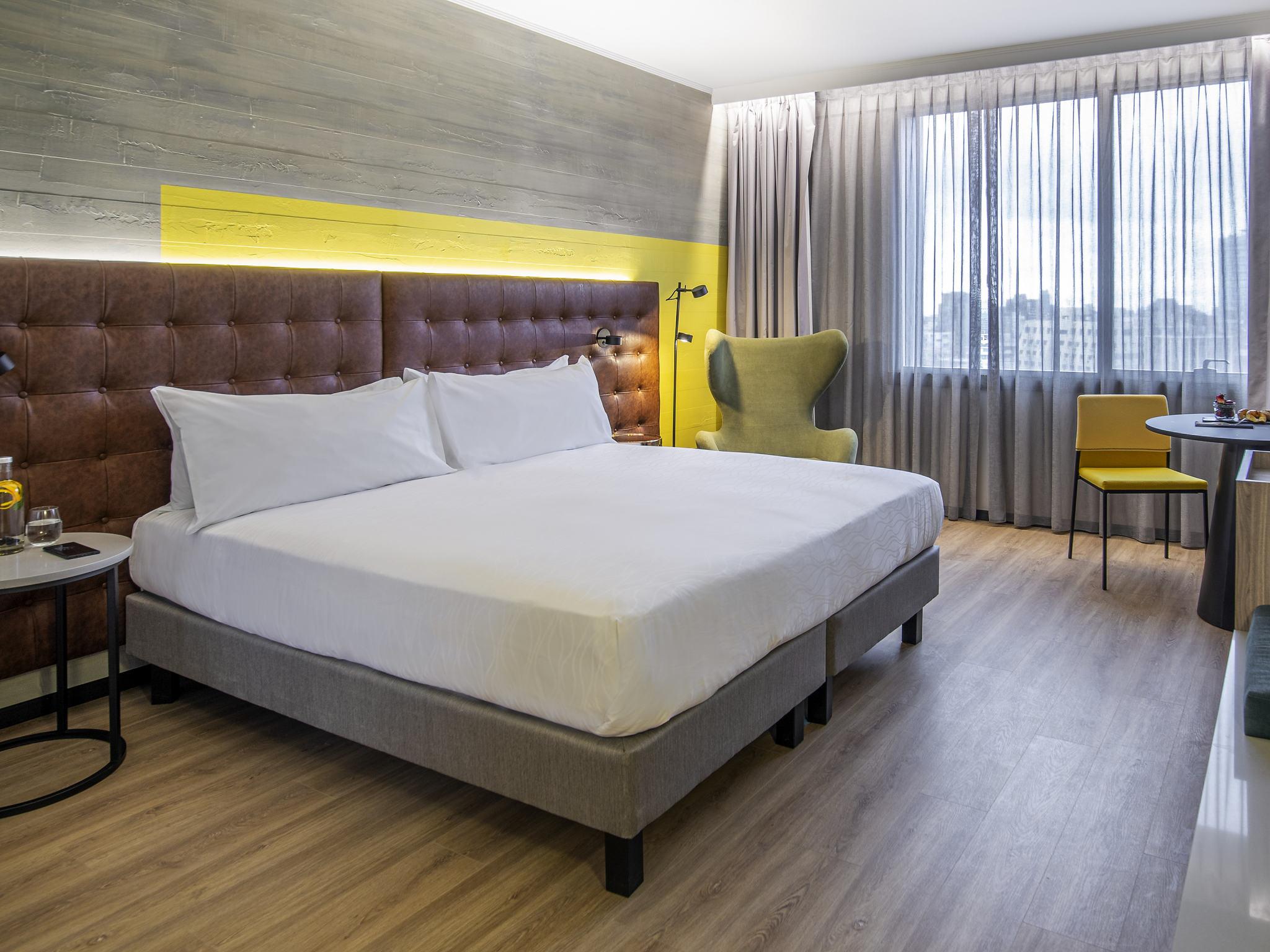 Hotel - Atton El Bosque Santiago by Accorhotels (opening November 2018)