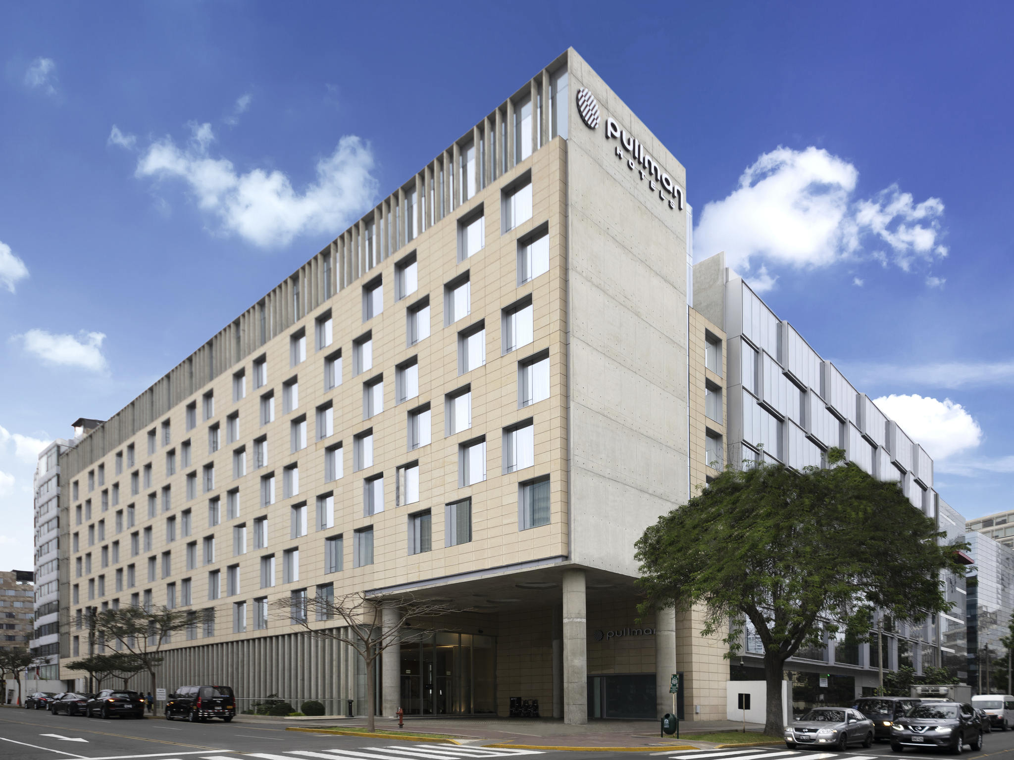 Hotell – Atton Lima San Isidro by Pullman