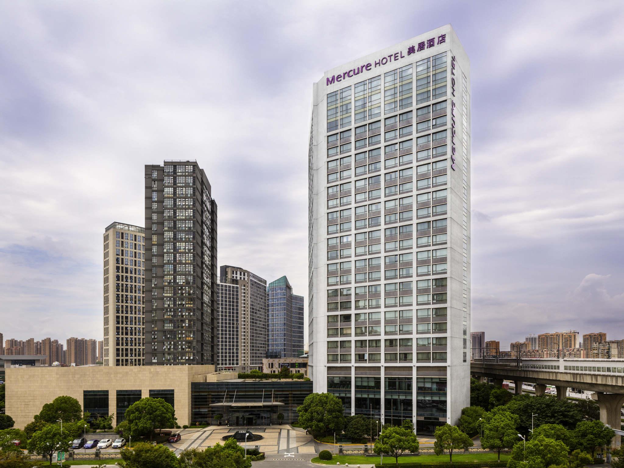 Hotel – Mercure Kunshan Huaqiao
