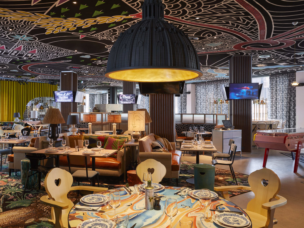 MAMA RESTAURANT LUXEMBOURG LUXEMBOURG   Restaurants by Accor