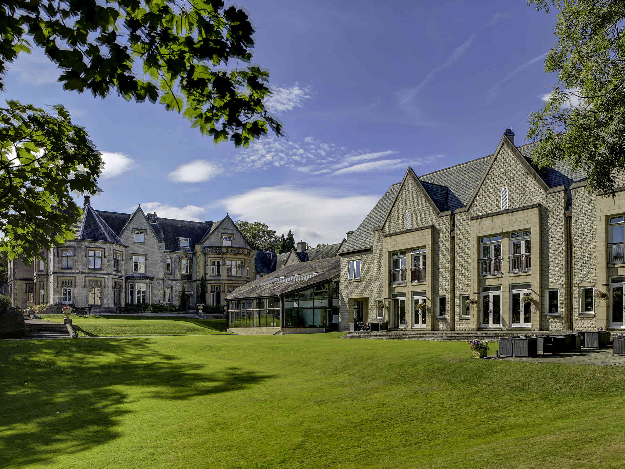 Hotel - Mercure Sheffield Kenwood Hall & Spa