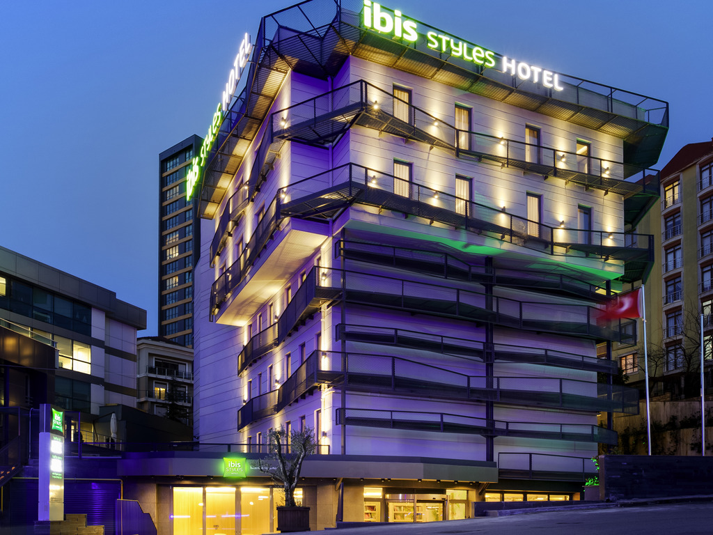 ibis Styles Istanbul Atasehir (ouverture janvier 2019)