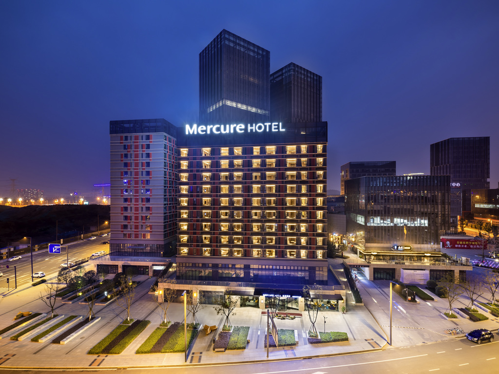Mercure Chengdu Exhibition Center