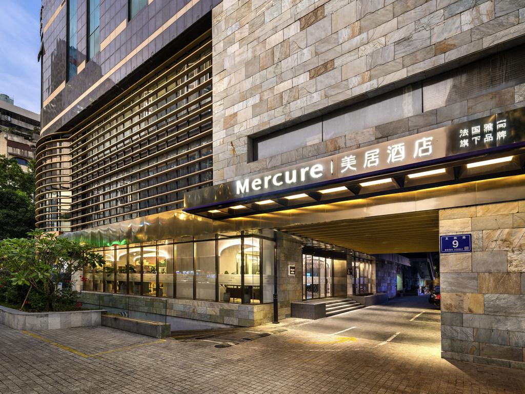 Mercure Fuzhou Downtown