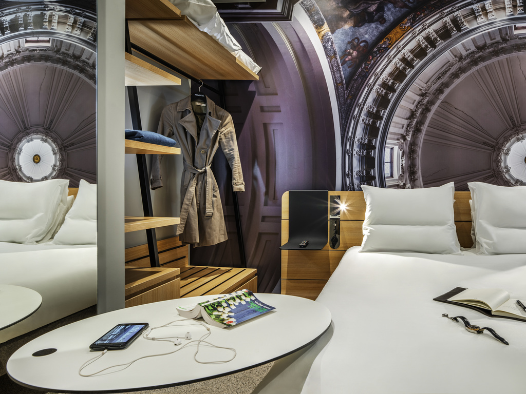 Novotel Paris 20 Belleville (Opening May 2021)