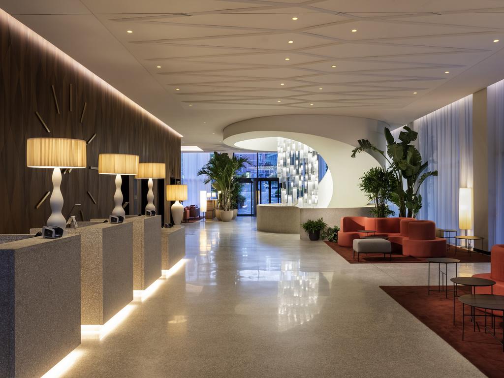 Movenpick Hotel Basel (opening September 1, 2021)