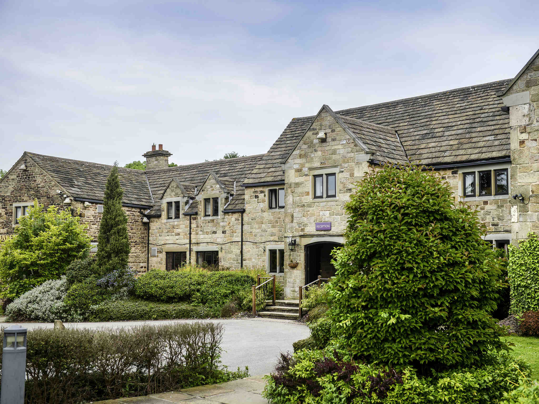 Hotel - Mercure Barnsley Tankersley Manor Hotel
