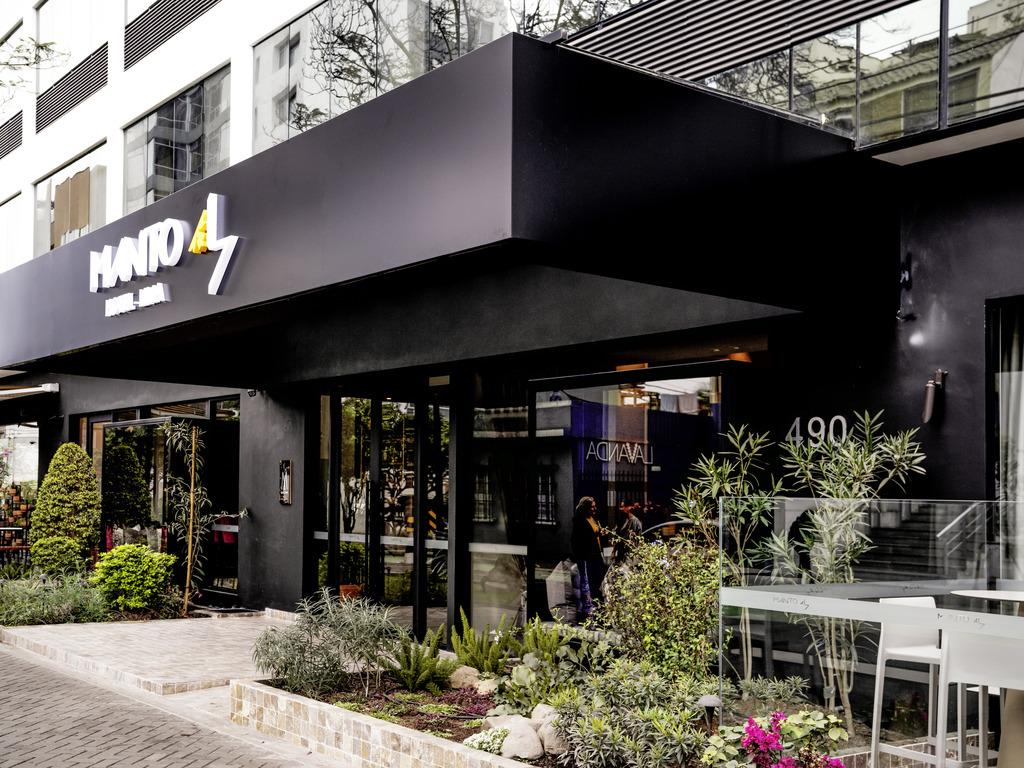Manto Hotel Lima - MGallery (ex Foresta Lima San Isidro)