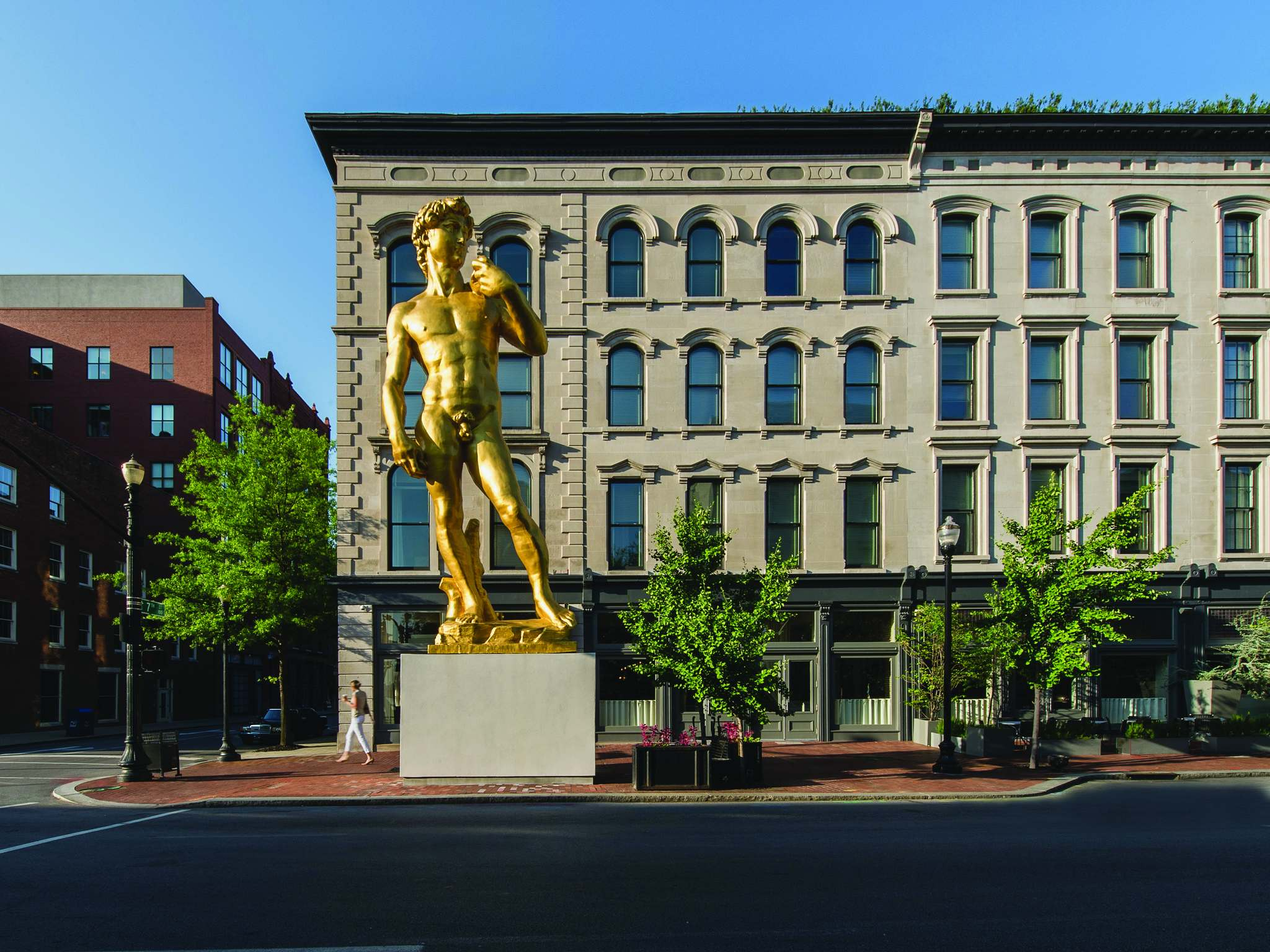 Hotel – 21c Museum Hotel Louisville - MGallery