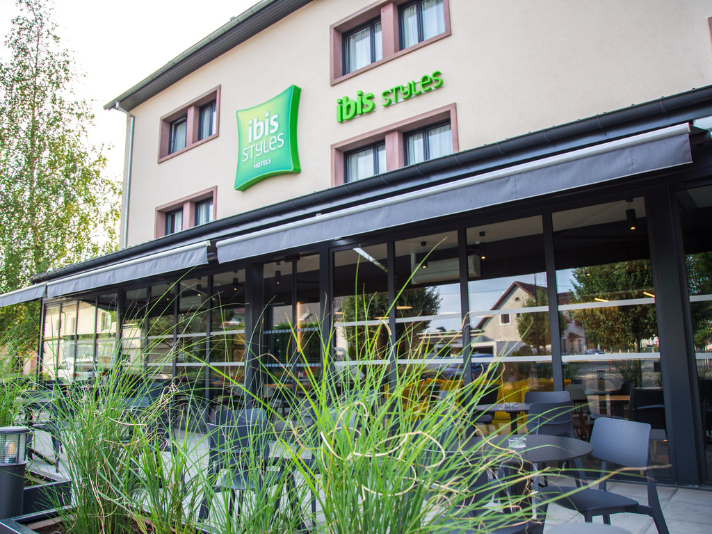 Ibis Styles Bâle-Mulhouse Airport