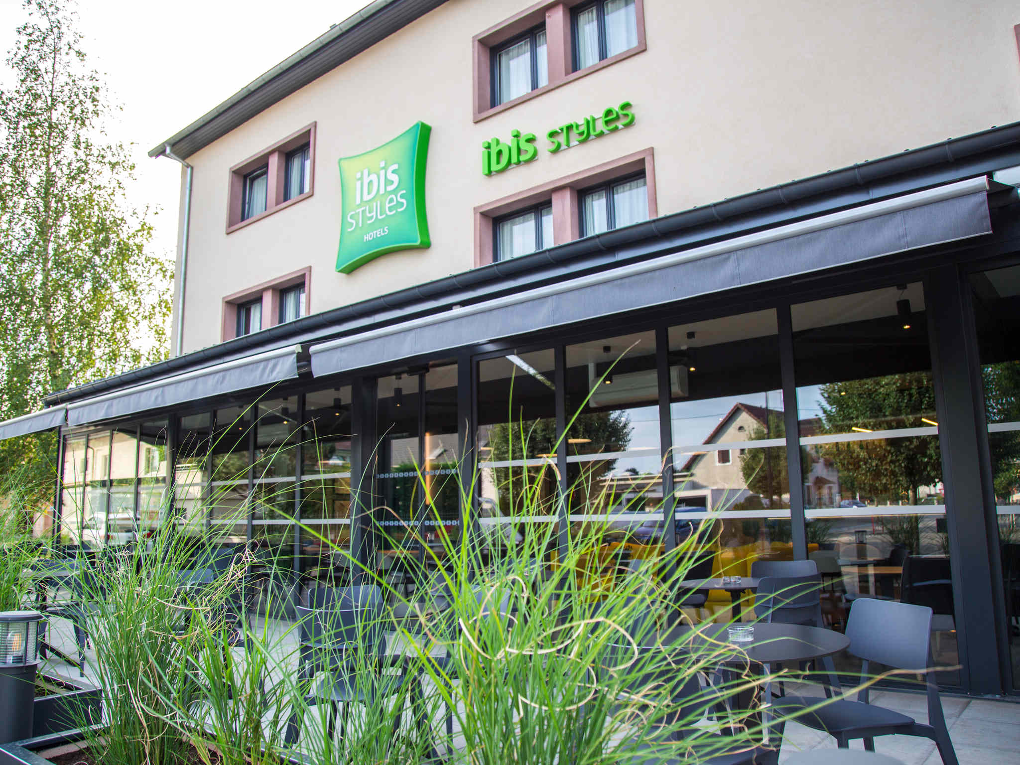 Hotel - Ibis Styles Bâle-Mulhouse Airport