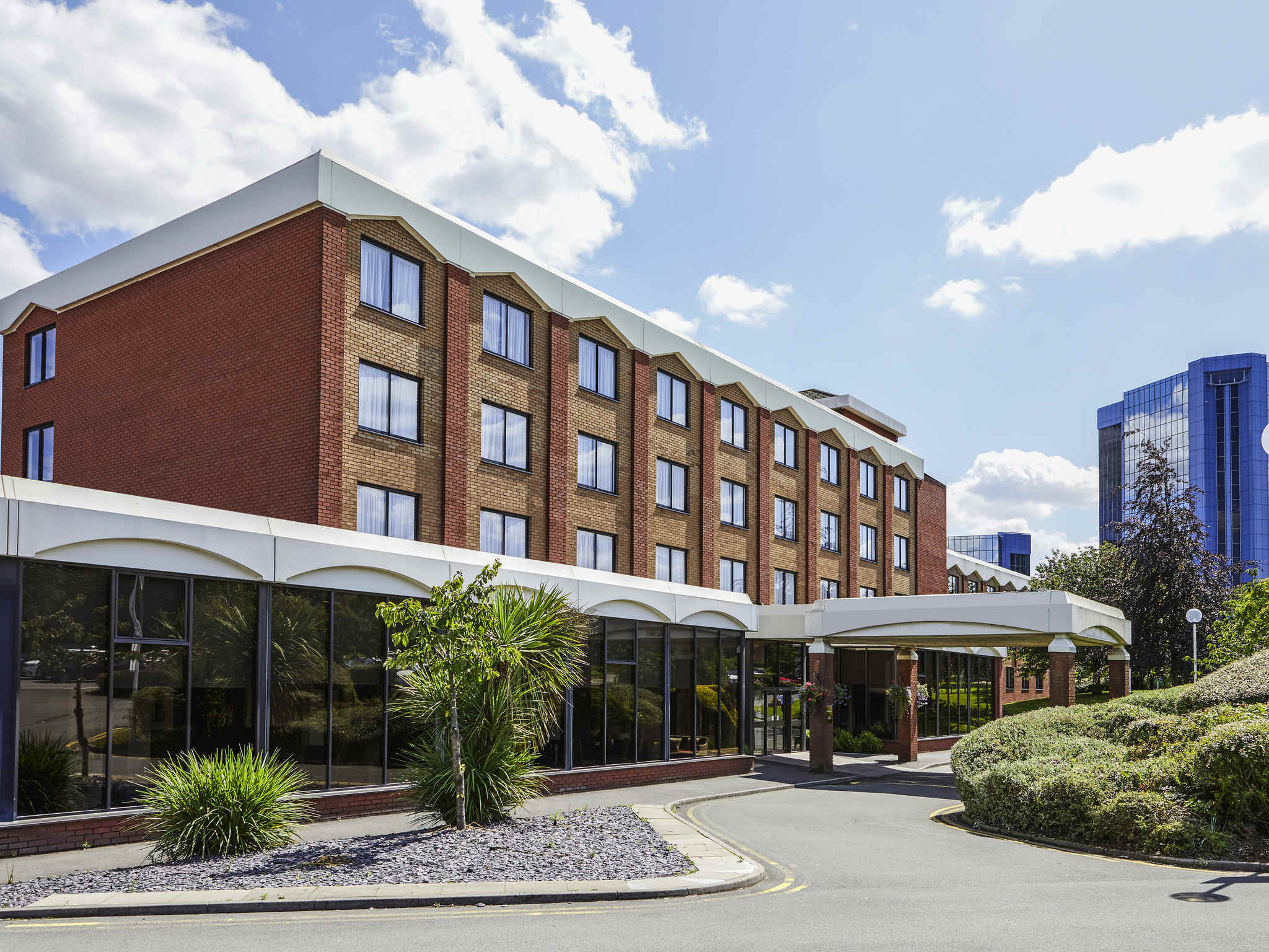 Otel – The Telford Centre Hotel By AccorHotels (Now Open)