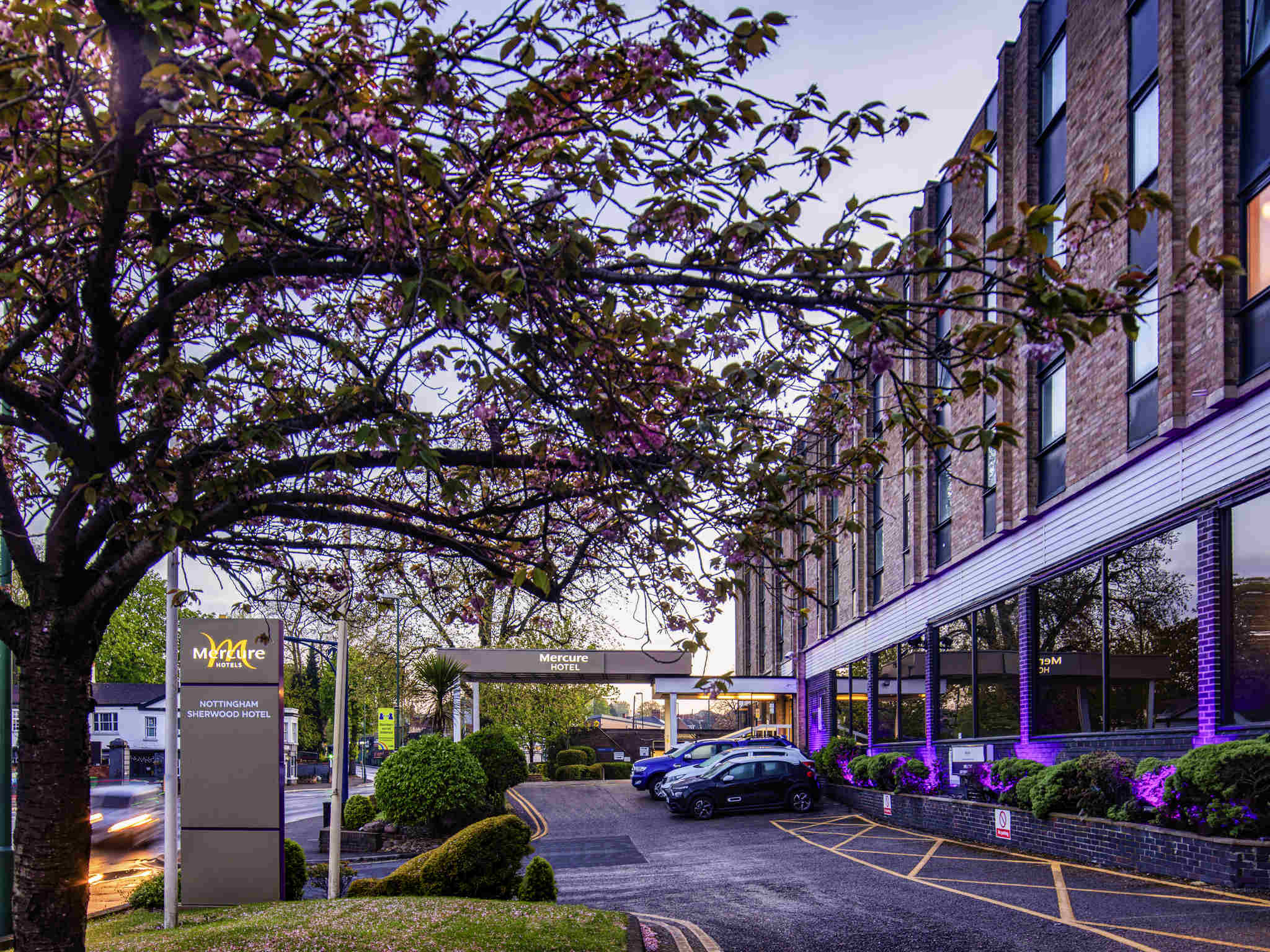โรงแรม – The Nottingham Sherwood Hotel By AccorHotels (Now Open)