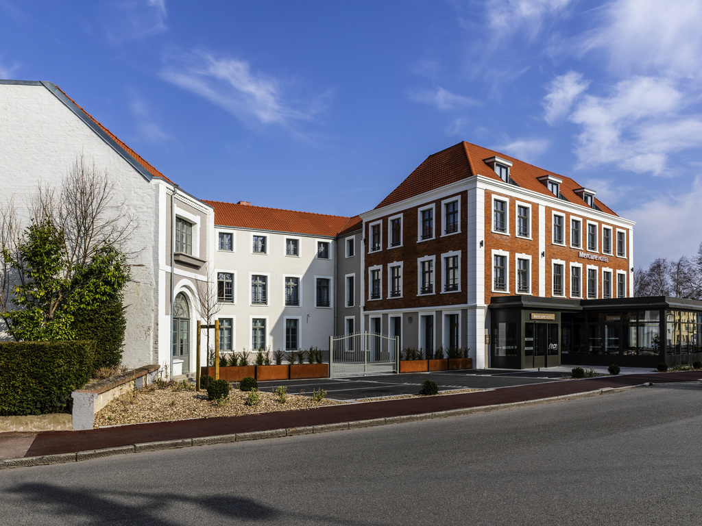 Hôtel Mercure Saint-Omer Centre Gare (Opening January 2020)