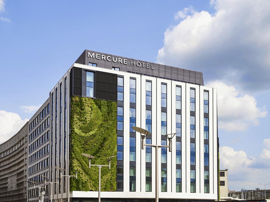 Mercure Katowice Centrum (opening September 2021)