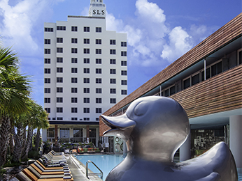 SLS SOUTH BEACH MIAMI