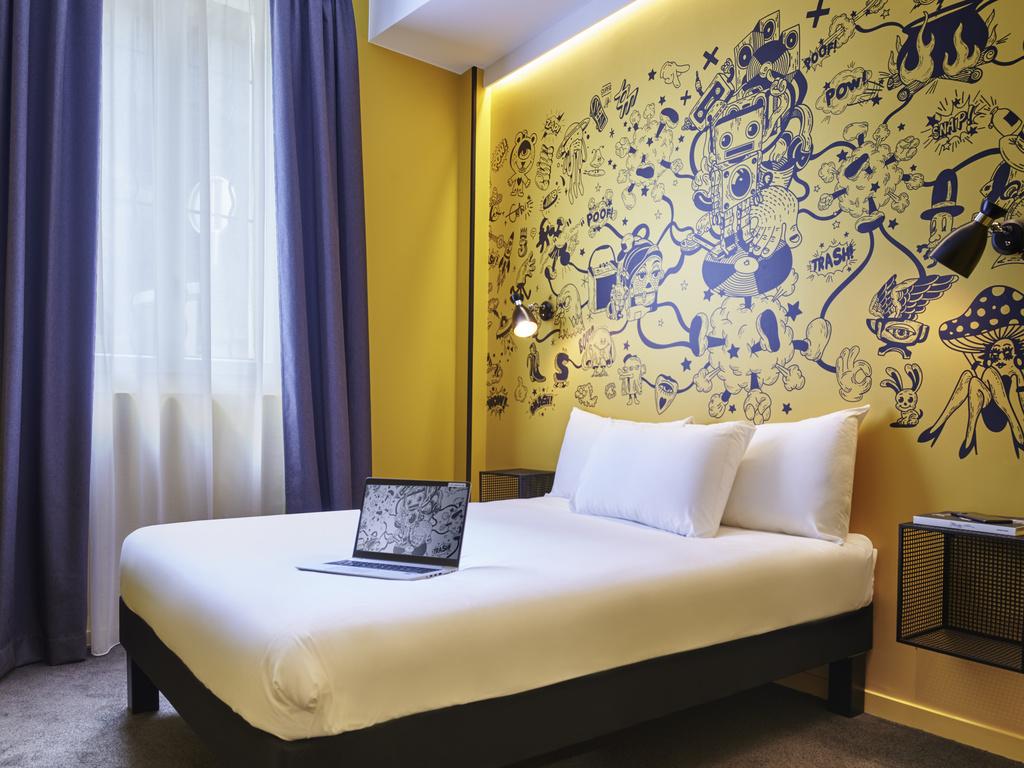 宜必思尚品巴黎东站洋红酒店(2021 年 4 月开业)