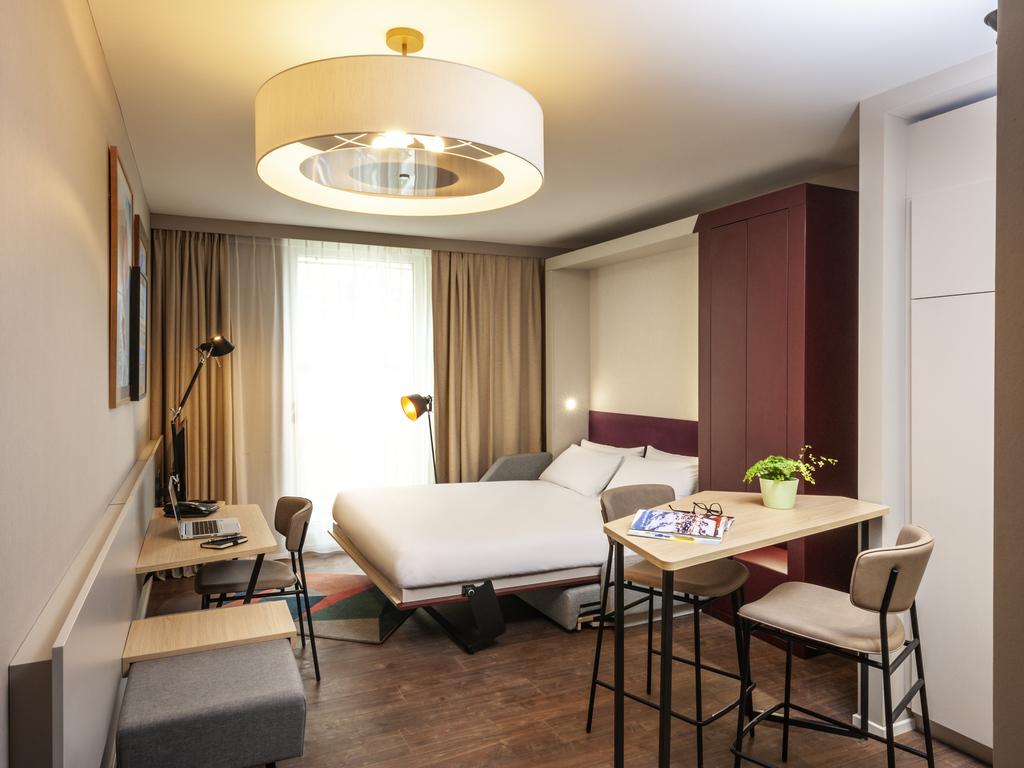 Aparthotel Adagio Zurich City Center