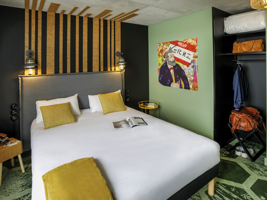 Hotel Ibis Styles Amiens Center