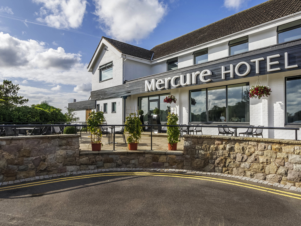 Mercure Preston Samlesbury (Now Open)