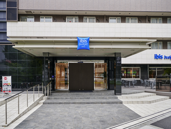 Ibis budget Osaka Umeda